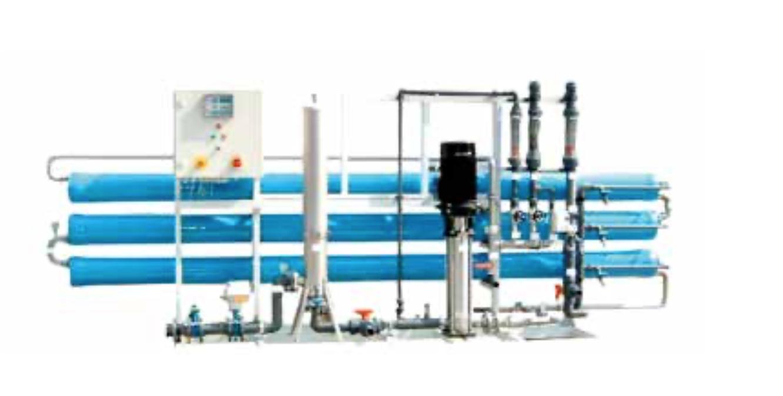 Impianti per il trattamento di acque primarie